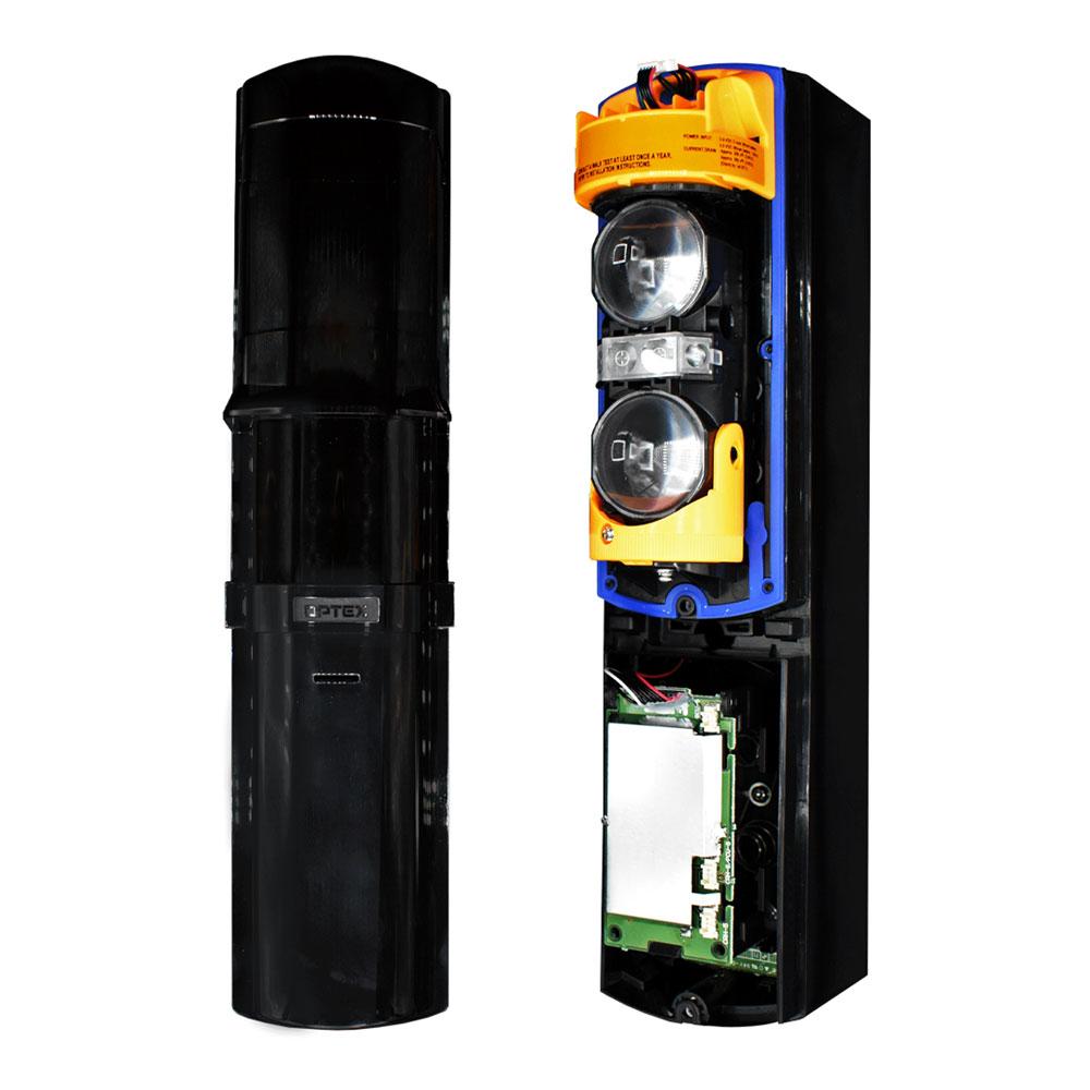 Detector de miscare Optex SL-200TNR, 60 m, IP 65, exterior imagine spy-shop.ro 2021