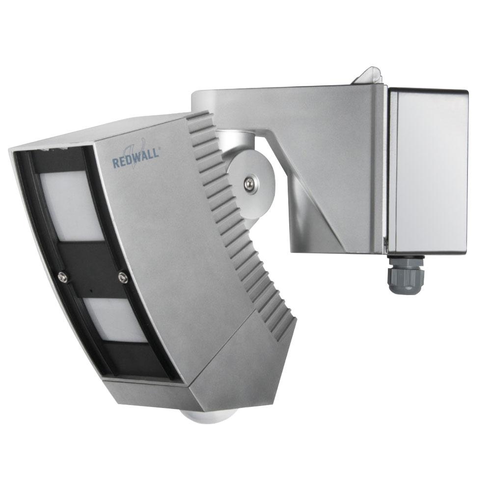 Detector de miscare PIR de exterior Optex REDWALL-V SIP-4010/5-IP-BOX, 40x10 m, control PTZ, creep zone, PoE imagine spy-shop.ro 2021