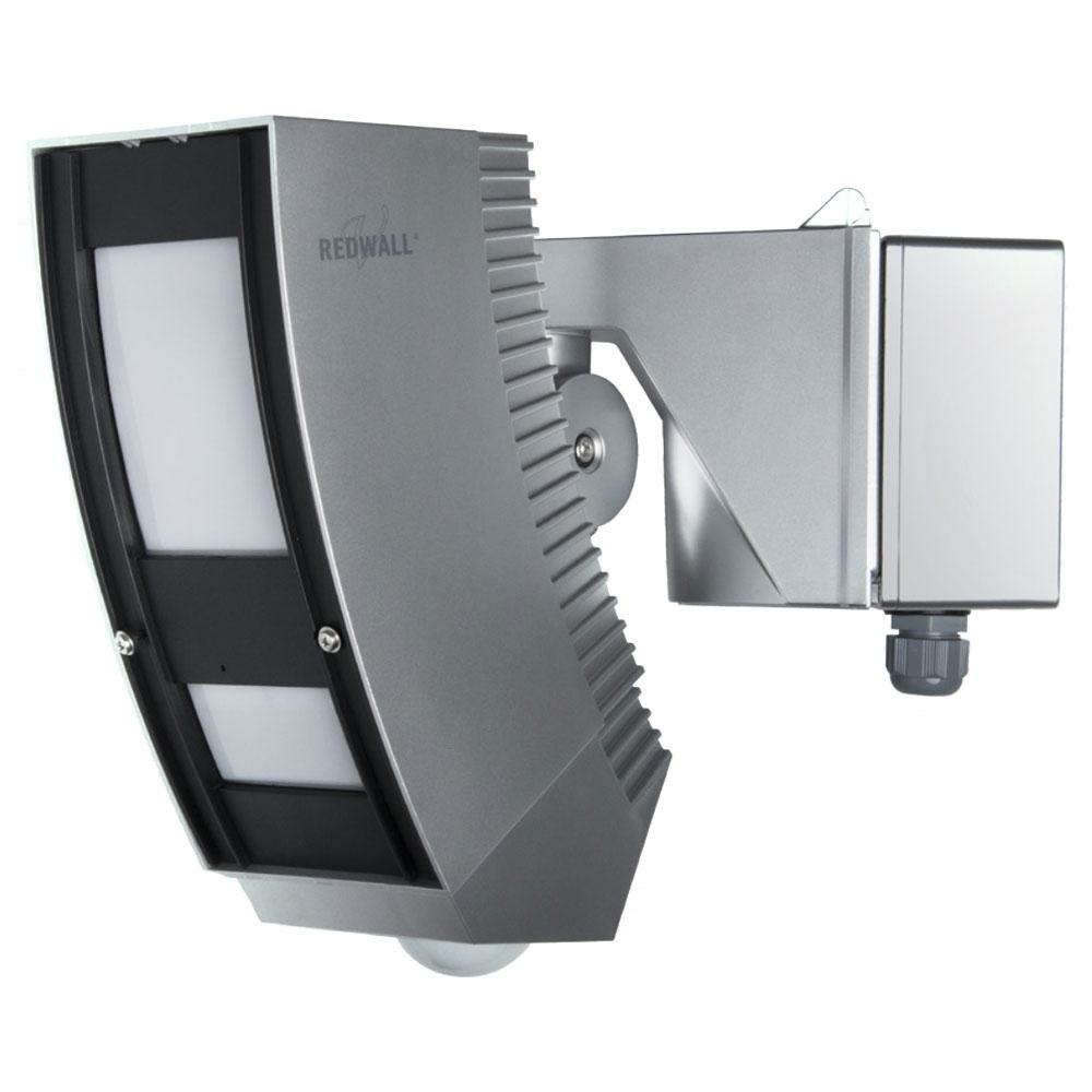 Detector de miscare PIR de exterior Optex REDWALL-V SIP-100-IP-BOX, 100x3 m, creep zone, PoE imagine spy-shop.ro 2021