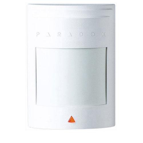 Detector de miscare Quad Paradox DM60, adresabil, compatibil Digiplex, detectie digitala dual opusa
