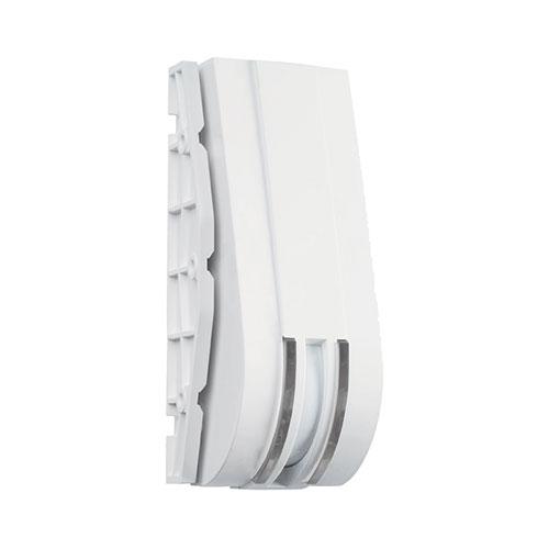 Detector de miscare tip cortina PIR exterior GSN PATROL - 101, 15 m, pet immunity, microunde