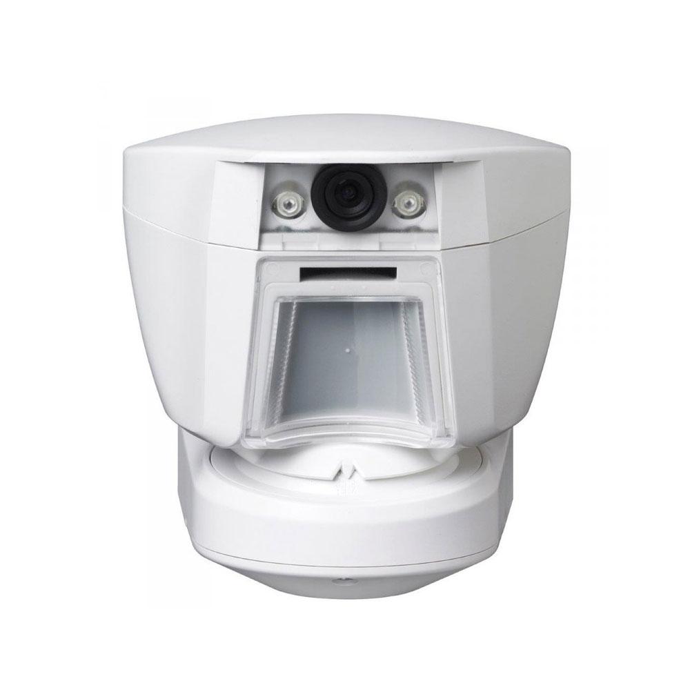Detector de miscare wireless cu camera DSC NEO PG8944, 8xQuadPIR, 12 m, IR 10 m, PowerG, pet immunity imagine spy-shop.ro 2021