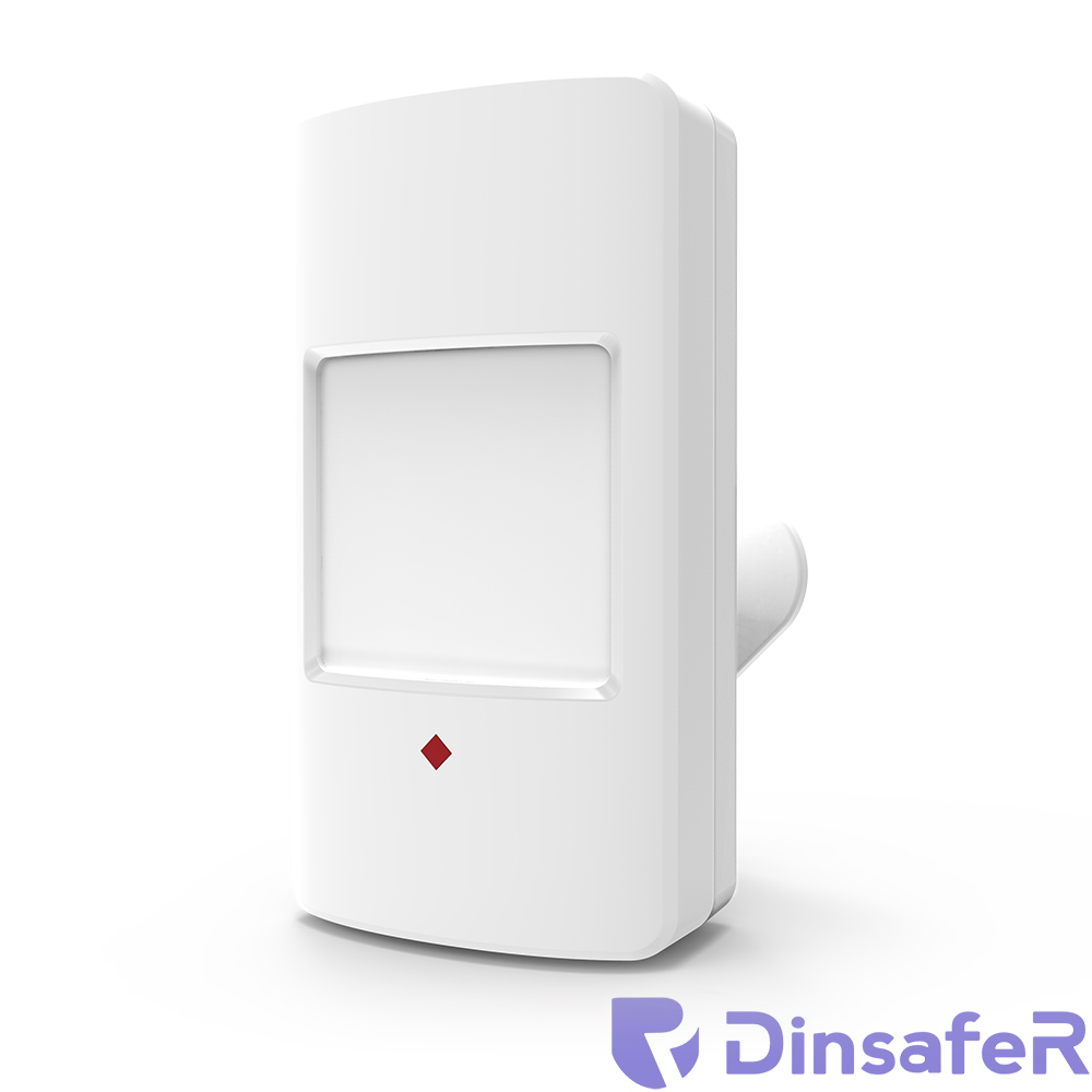 DETECTOR DE MISCARE WIRELESS DINSAFER DHW01O