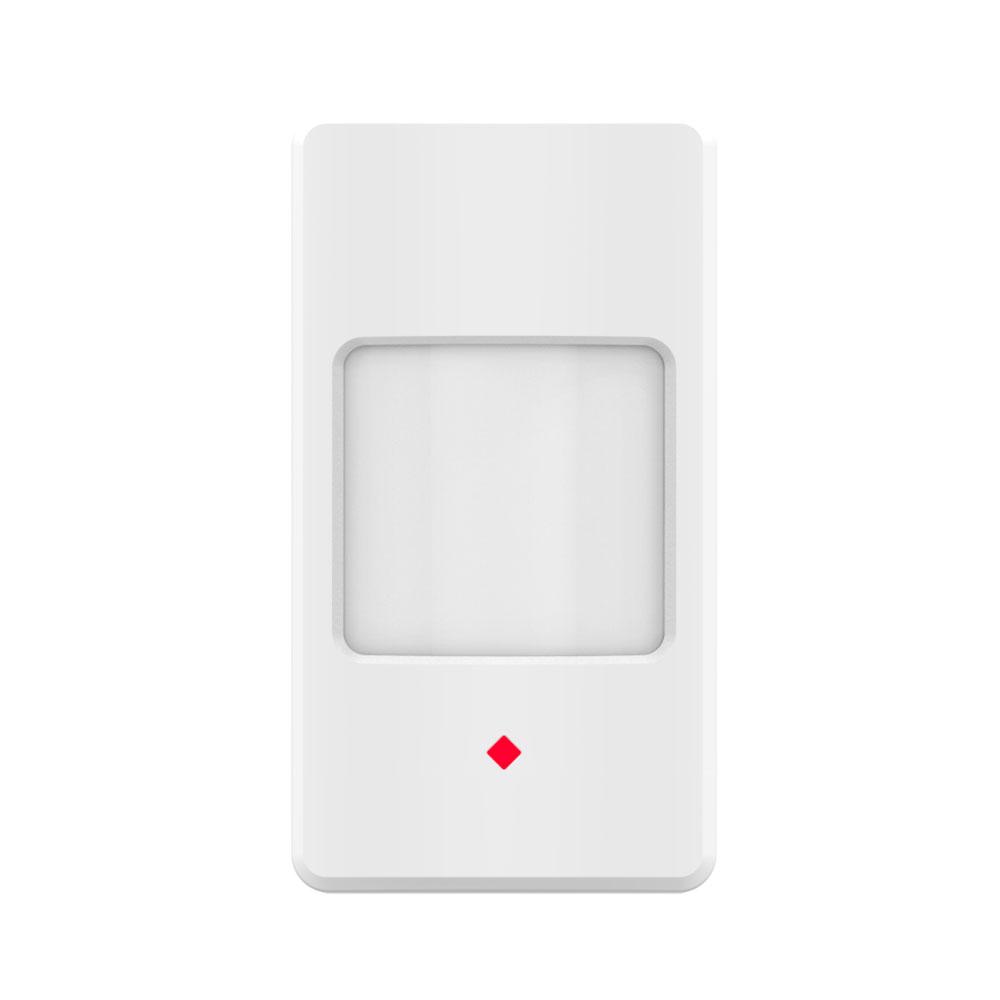 Detector de miscare wireless DinsafeR DHW02O, 12 m, 100 grade, pet immunity imagine spy-shop.ro 2021
