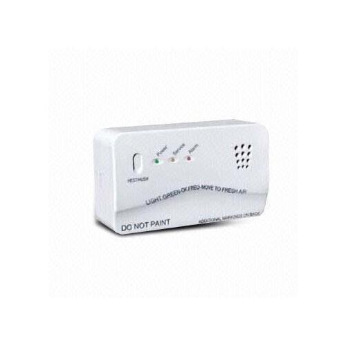 Detector de monoxid de carbon stand-alone wizMart NB-931-CO, 85 dB, buton de test, microprocesor performant