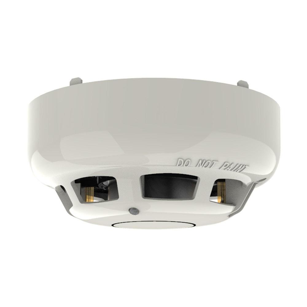 Detector de temperatura multi-senzor adresabil Hochiki ESP Marine ATJ-ENM, aplicatii marine, vizibilitate 360 grade, PC ivoriu imagine spy-shop.ro 2021
