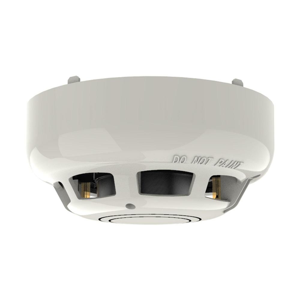 Detector fotoelectric de fum si temperatura adresabil Hochiki ESP Intelligent ACC-EN/SIL, ivoriu, vizibilitate 360 grade, SIL2 imagine spy-shop.ro 2021