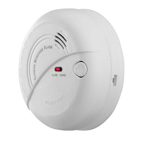 Detector fotoelectric de CO wireless Paradox WC588P, sirena incorporata, indicator LED, buton de test imagine spy-shop.ro 2021