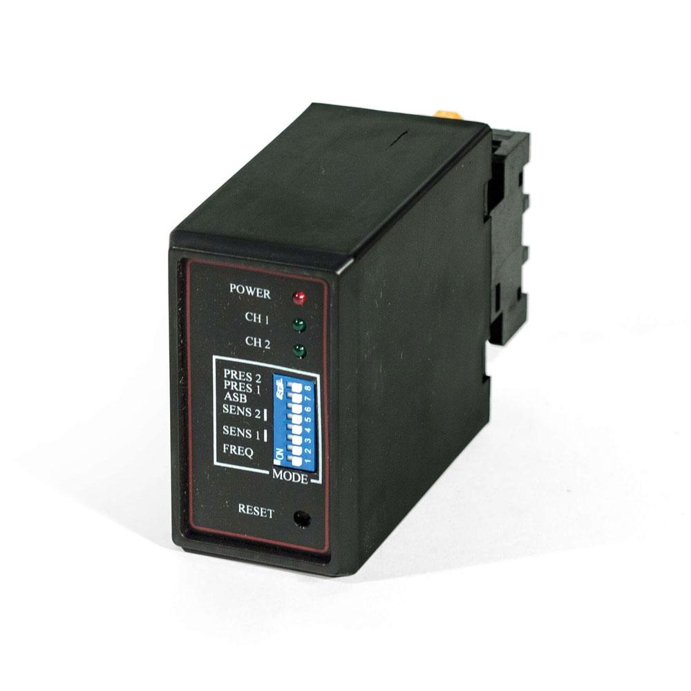 Detector magnetic pentru automatizari Motorline CSV200, 2 canale, 220 Vac
