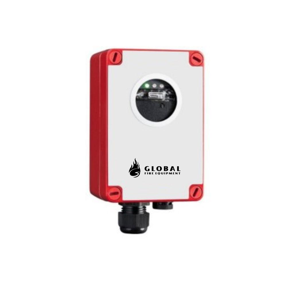 Detector optic de flacara UV Global Fire GFE-SWR-UV, 17-25 m, 90 grade, ATEX imagine spy-shop.ro 2021