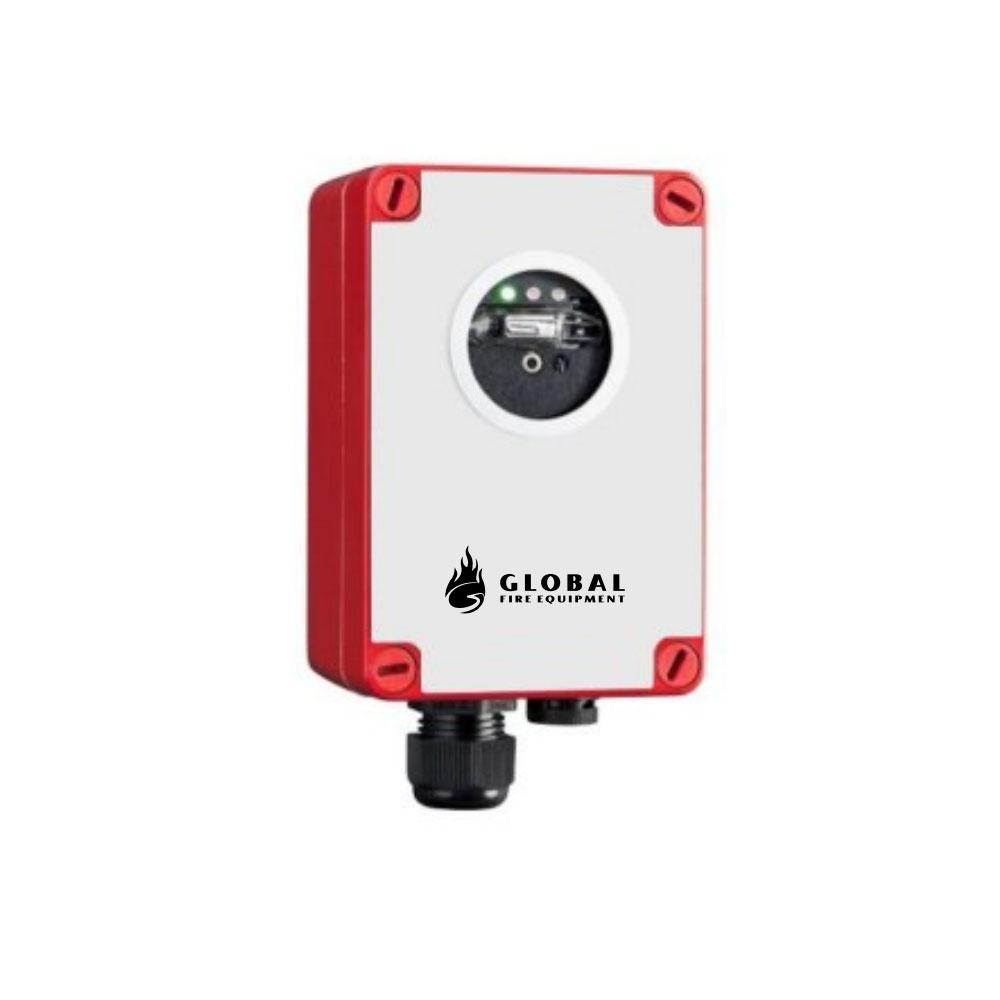 Detector optic de flacara UV+IR Global Fire GFE-SWR-UVIR, 17-25 m, 90 grade, ATEX imagine spy-shop.ro 2021