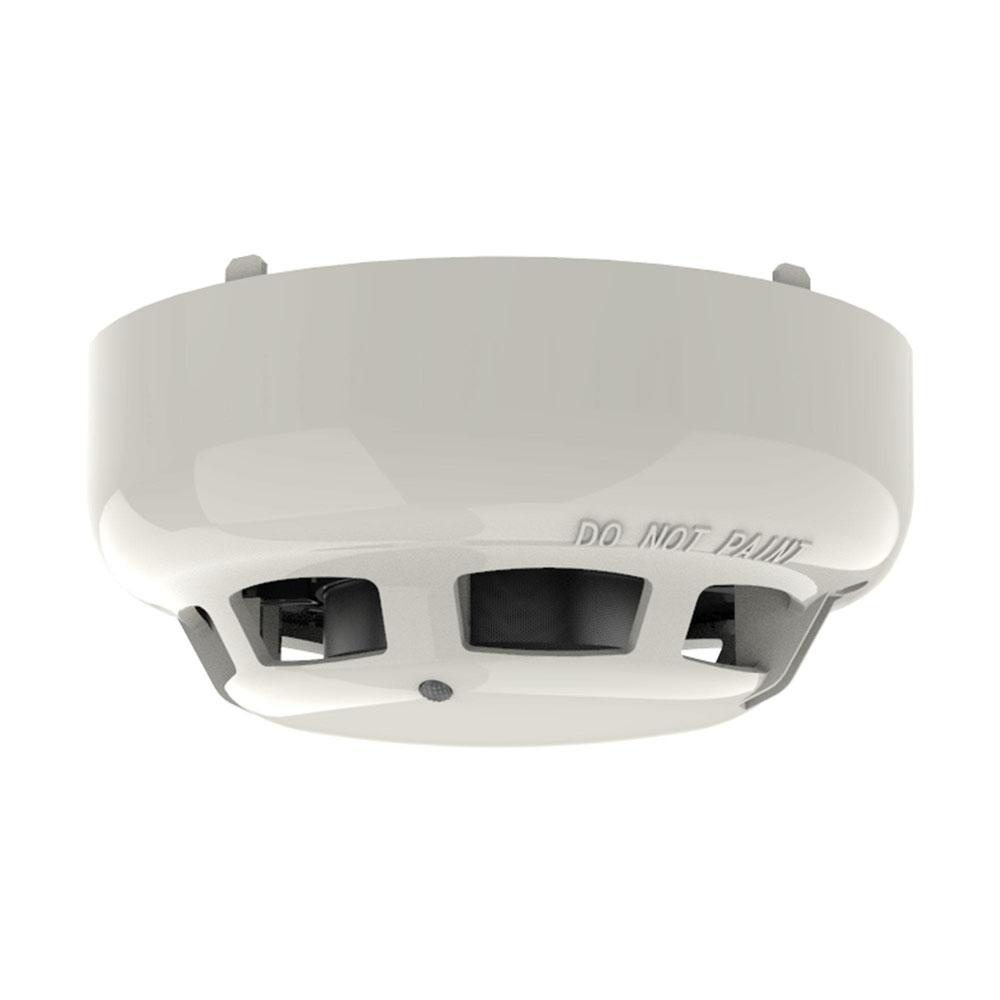 Detector optic de fum adresabil Hochiki ESP Intelligent ALN-EN, ivoriu, vizibilitate 360 grade, 17 - 41 VDC
