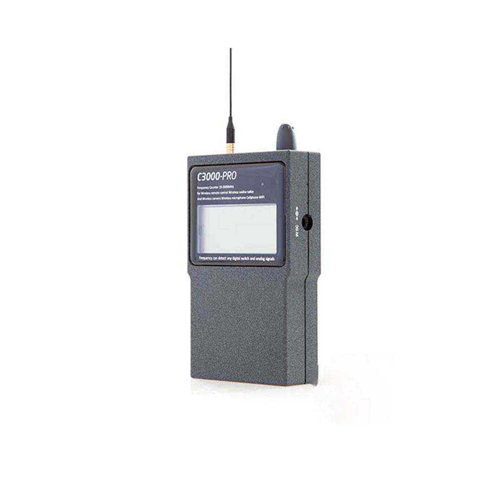 Detector profesional de camere si microfoane ascunse HawkSweep HS-3000 PRO imagine spy-shop.ro 2021