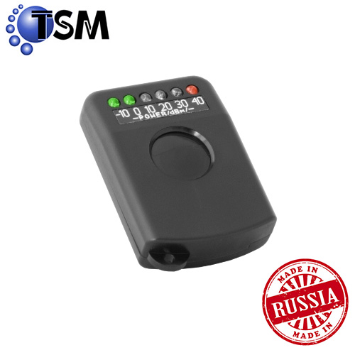 DETECTOR PROFESIONAL RF FRECVENTE RADIO TSM BIK-01AM