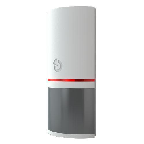 Detector wireless de miscare PIR JABLOTRON 100 JA-151P-WG, adresabil, 12 m, SMART WATCH imagine spy-shop.ro 2021