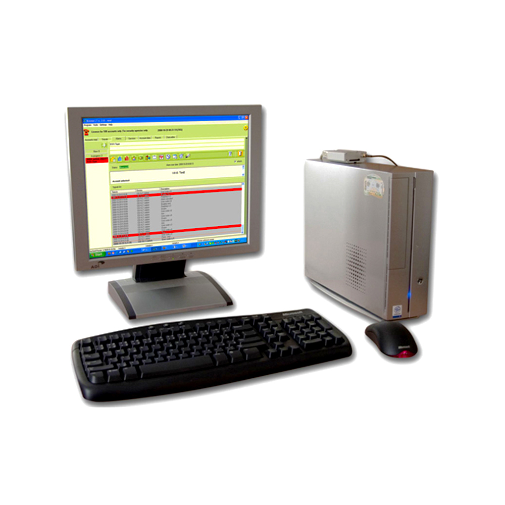 Dispecerat de monitorizare Jablotron PC-350 imagine