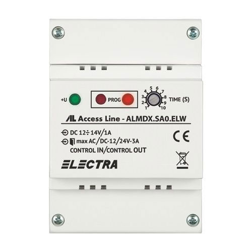 Modul management standalone Electra ALMDX.SA0.ELW, aparent, 12/14 Vcc imagine spy-shop.ro 2021