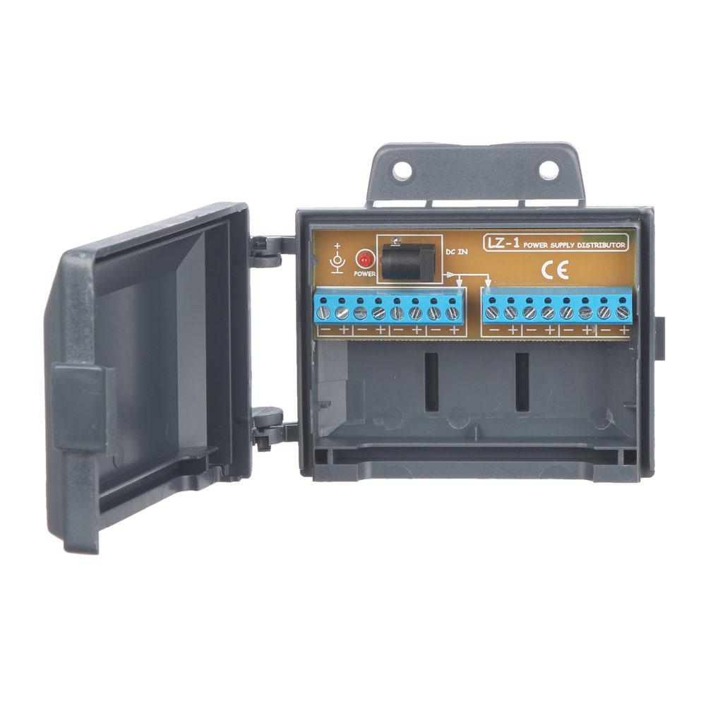 Distribuitor alimentare camere video LZ-1, 8 canale, 4A imagine