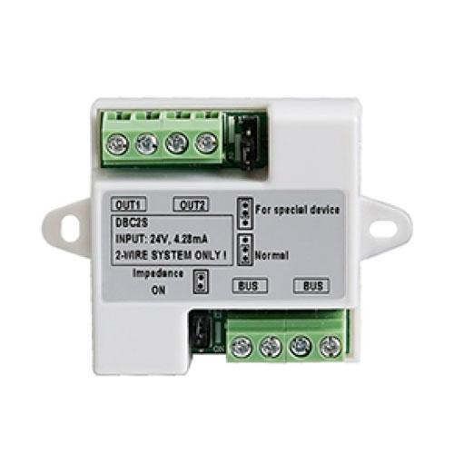 Distribuitor de semnal cu 2 ramuri DT-DBC2S, 2 fire, 24 Vcc imagine spy-shop.ro 2021