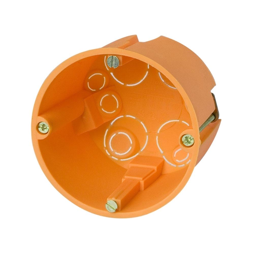 Doza aparat cu montaj ingropat SCHRACK GTDH117, rigips, PP, D68xA61 mm imagine spy-shop.ro 2021