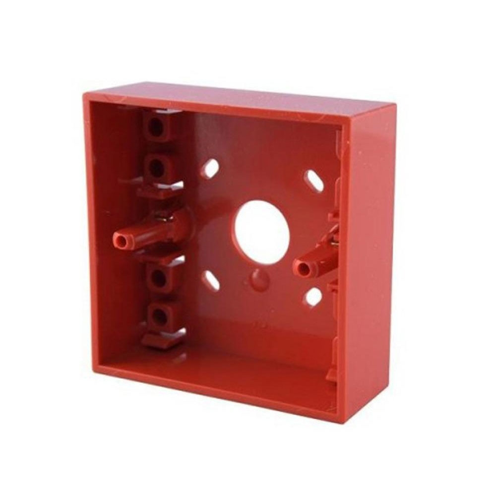 Doza buton de incendiu adresabil FC420CPT, montaj aparent imagine spy-shop.ro 2021