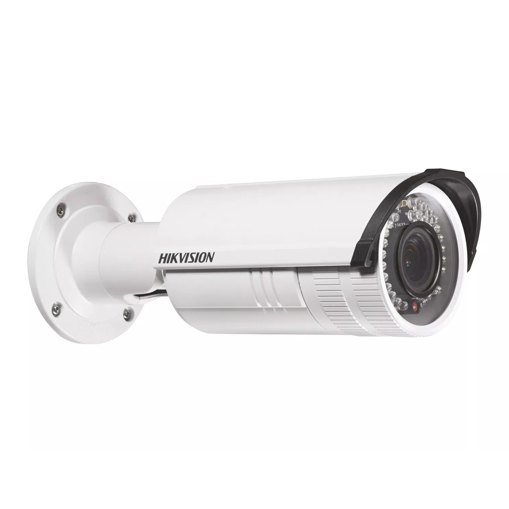 Camera supraveghere exterior IP Hikvision DS-2CD2642FWD-I, 4 MP, IR 30m, 2.8 -12 mm