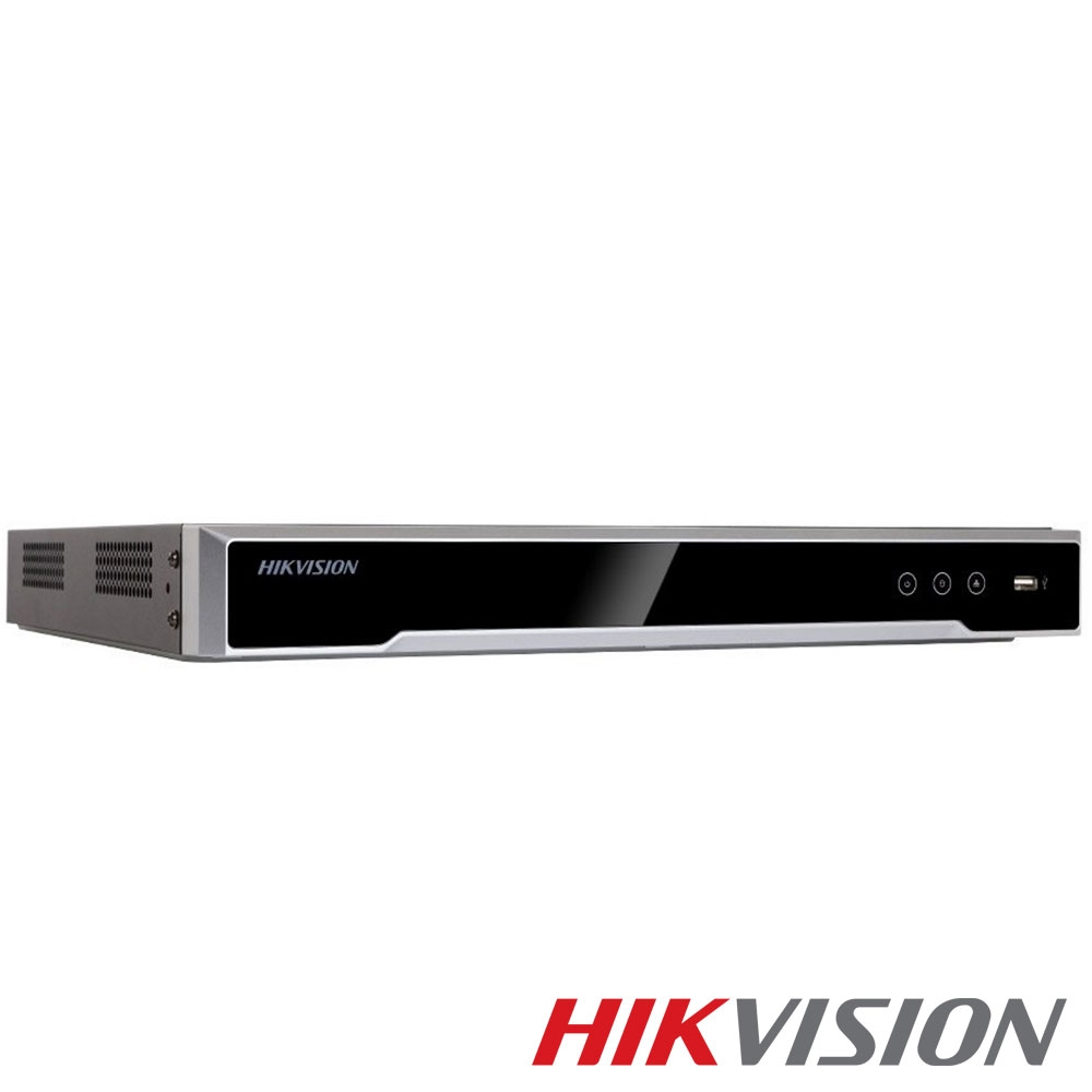 NETWORK VIDEO RECORDER CU 16 CANALE HIKVISION DS-7616NI-K2