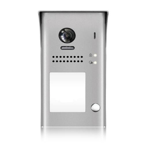 Videointerfon de exterior DT607C-S1, 1 familie, aparent, vila