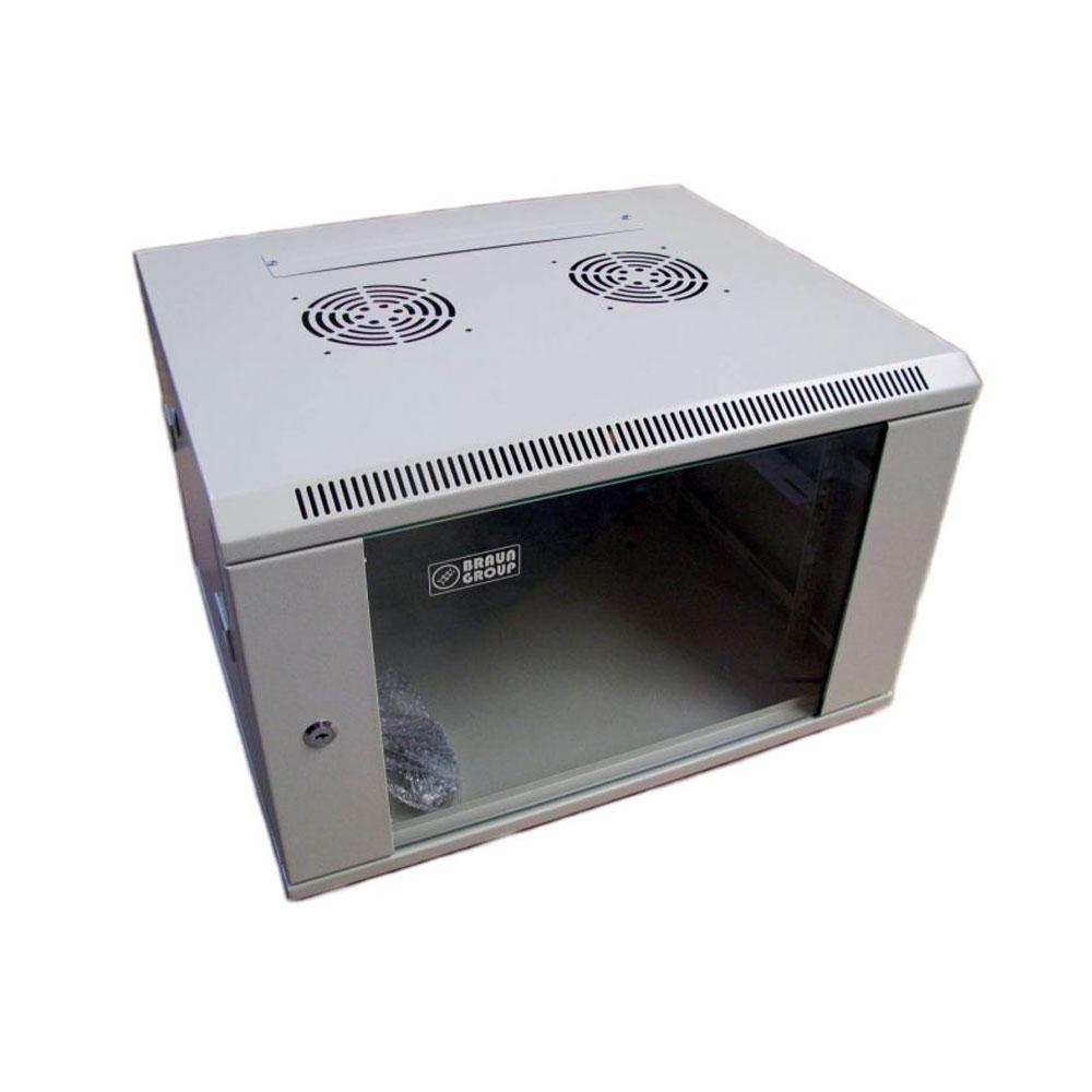 Dulap rack 19 inch WM5406S, 6U, 60 kg, IP20 imagine spy-shop.ro 2021