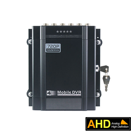 DVR AUTO AHD STANDALONE CU 4 CANALE X7DVR