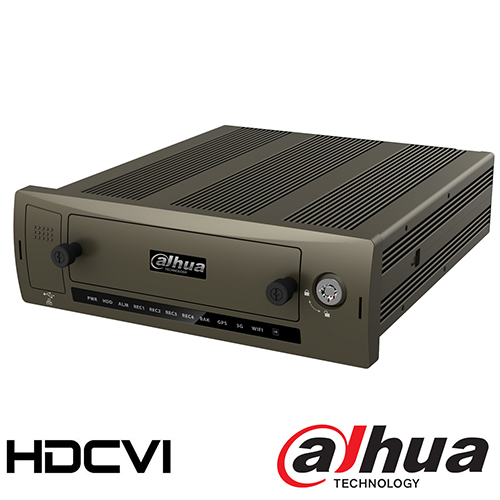DVR HDCVI AUTO CU 4 CANALE VIDEO DAHUA MCVR5104
