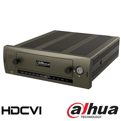 DVR HDCVI AUTO CU 4 CANALE VIDEO DAHUA MCVR5104-GCW