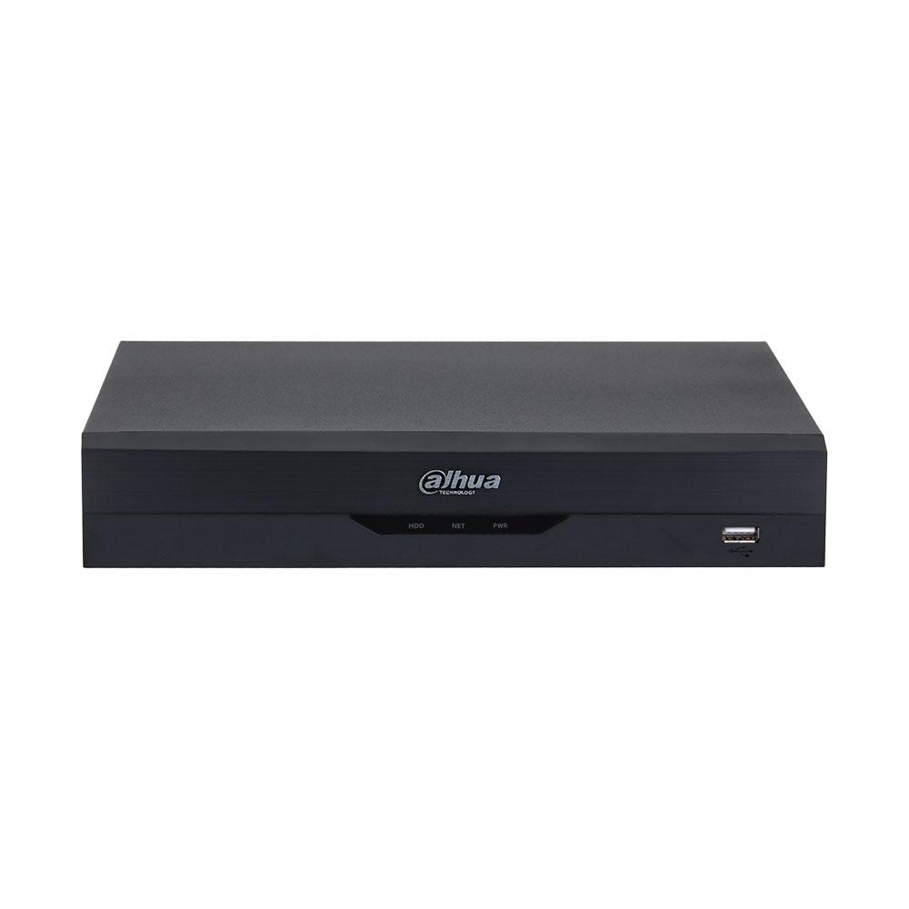 DVR HDCVI Dahua WizSense XVR5104HS-I2, 5 M-N, 4 canale, POS, IoT imagine spy-shop.ro 2021