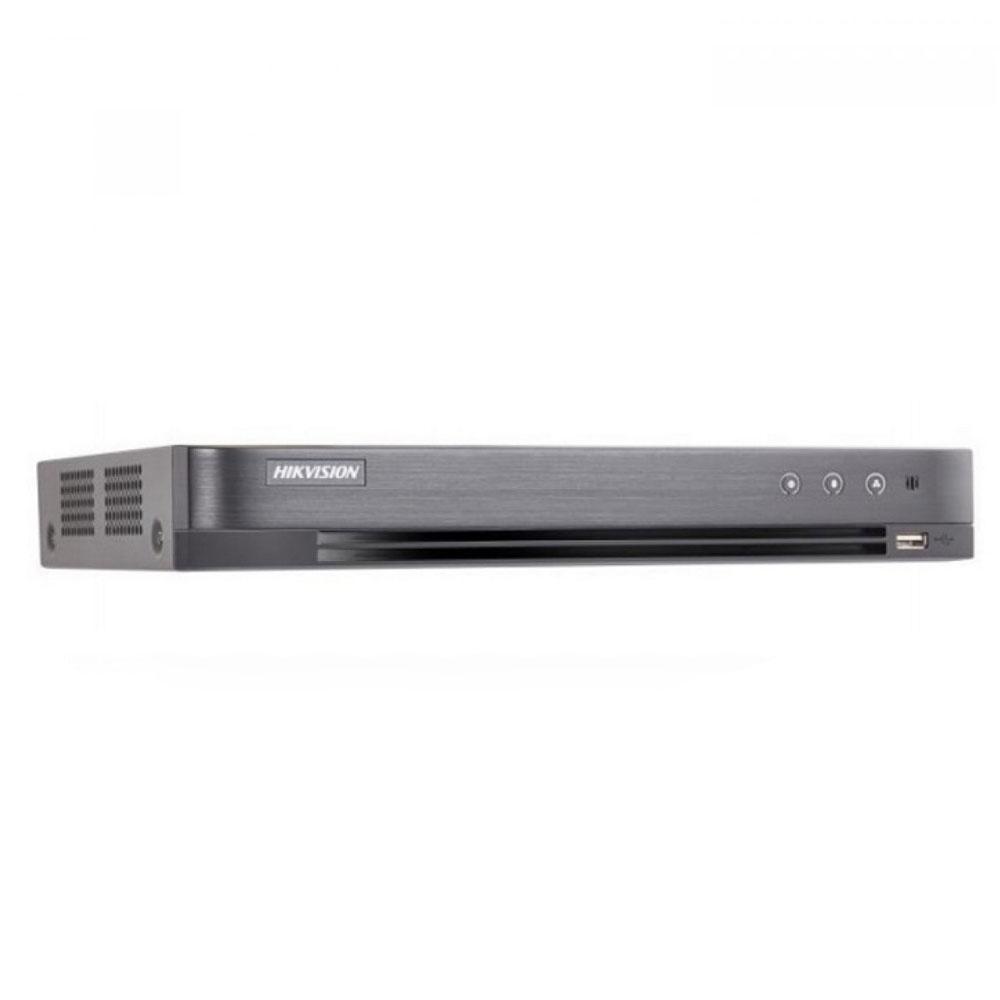 DVR HDTVI CU 8 CANALE HIKVISION TURBO HD 4.0 DS-7208HUHI-K1