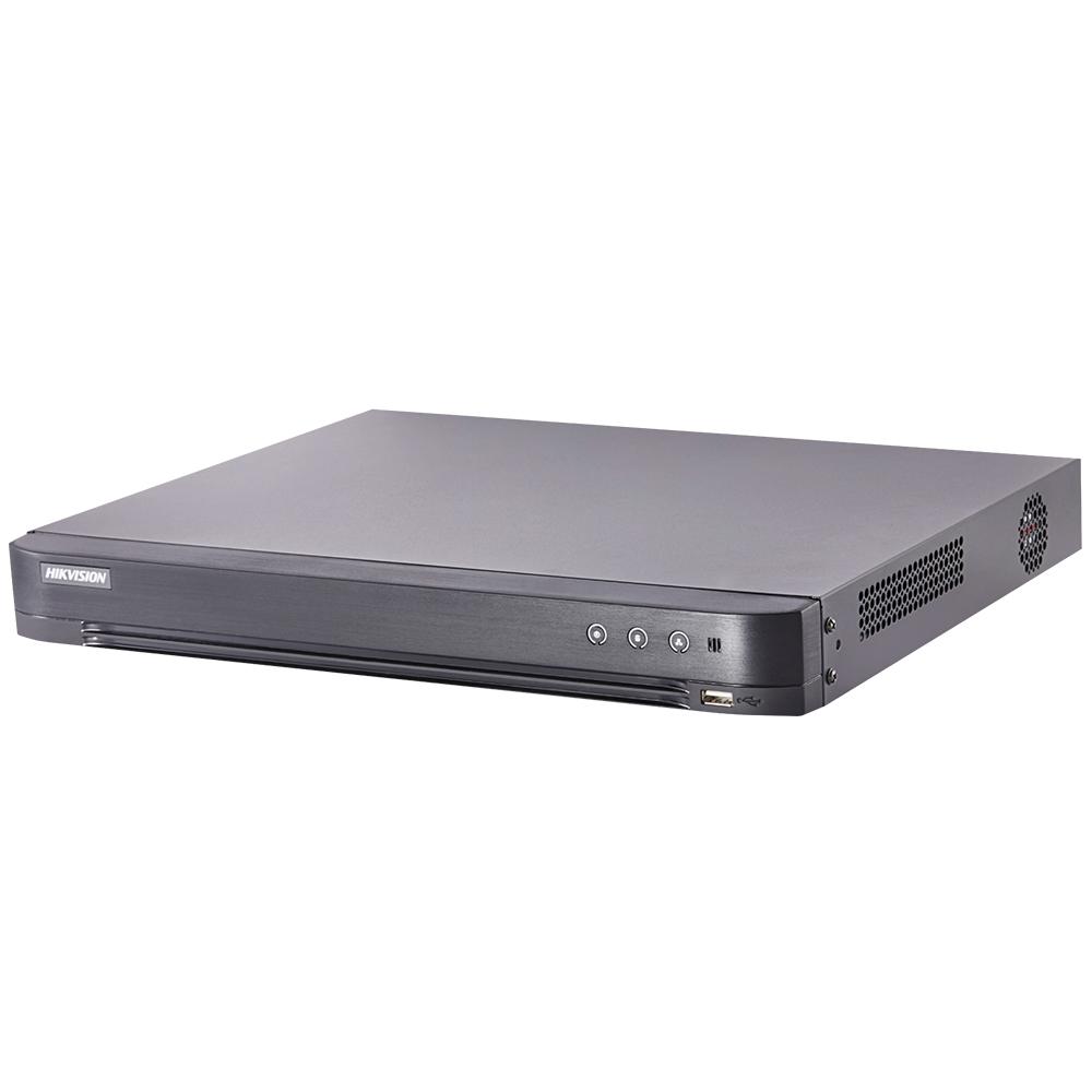 DVR HDTVI Turbo HD 4.0 Hikvision DS-7204HTHI-K2, 4 canale, 8 MP imagine spy-shop.ro 2021