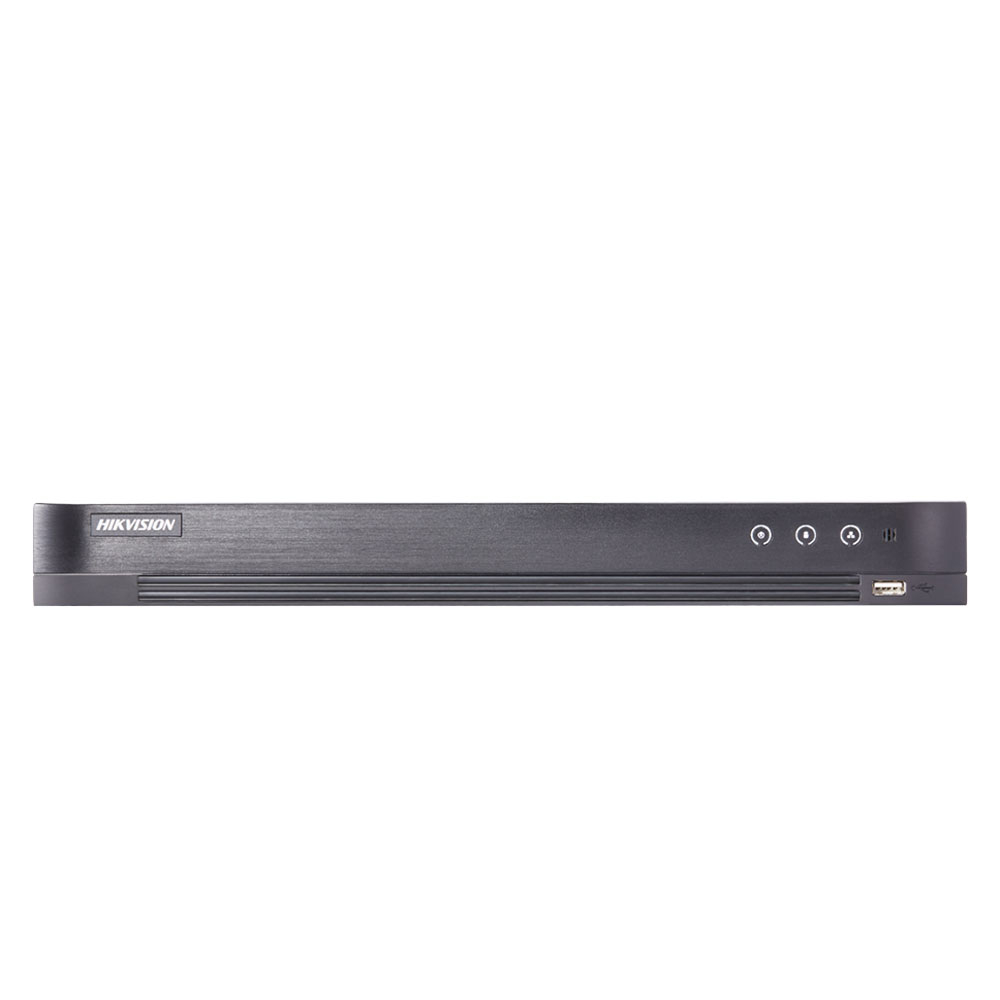 DVR Hikvision Turbo HD 3.0 DS-7208HQHI-K2, 8 canale, 3 MP