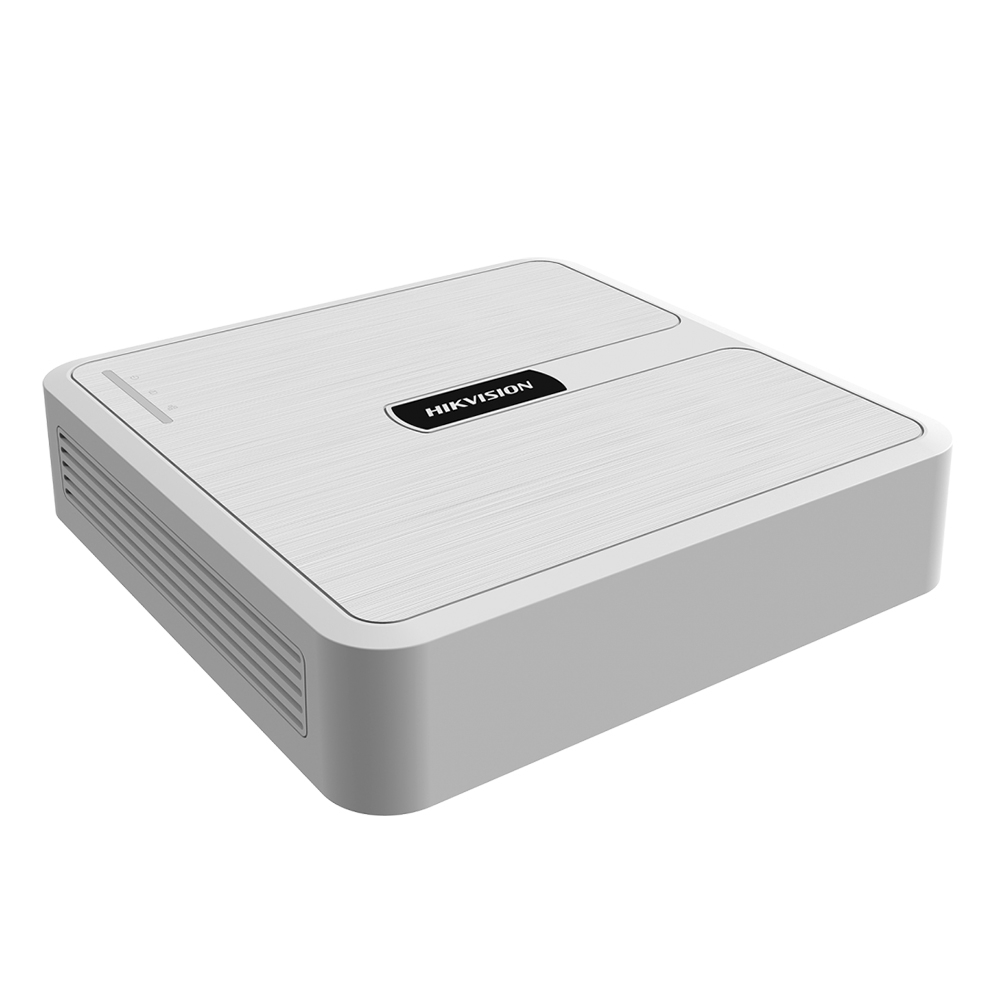 DVR Pentabrid Hikvision HiWatch HWD-5104(S), 4 canale, 2 MP, audio prin coaxial
