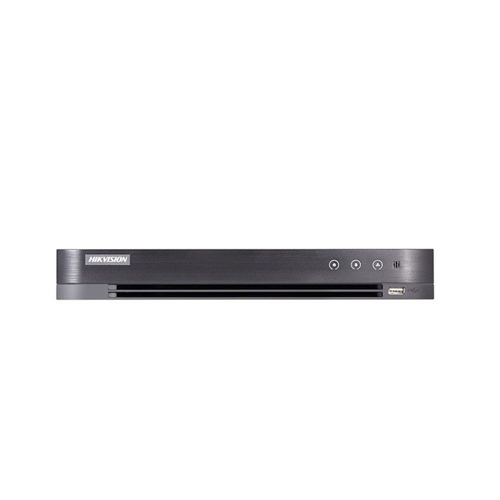 DVR Turbo HD Hikvision DS-7208HTHI-K2 S, 8 canale, 8 MP, audio prin coaxial imagine spy-shop.ro 2021