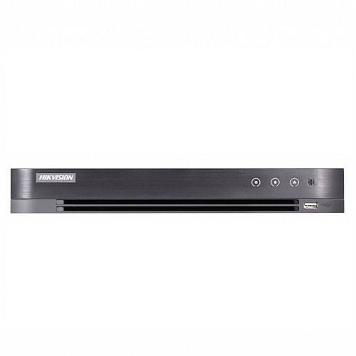 DVR Turbo HD Hikvision iDS-7204HUHI-K2/4S, 4 canale, 5 MP