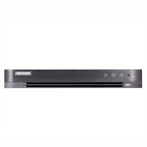 DVR Hikvision Turbo HD 5.0 IDS-7208HUHI-K2/4S, 8 canale, 8 MP imagine spy-shop.ro 2021