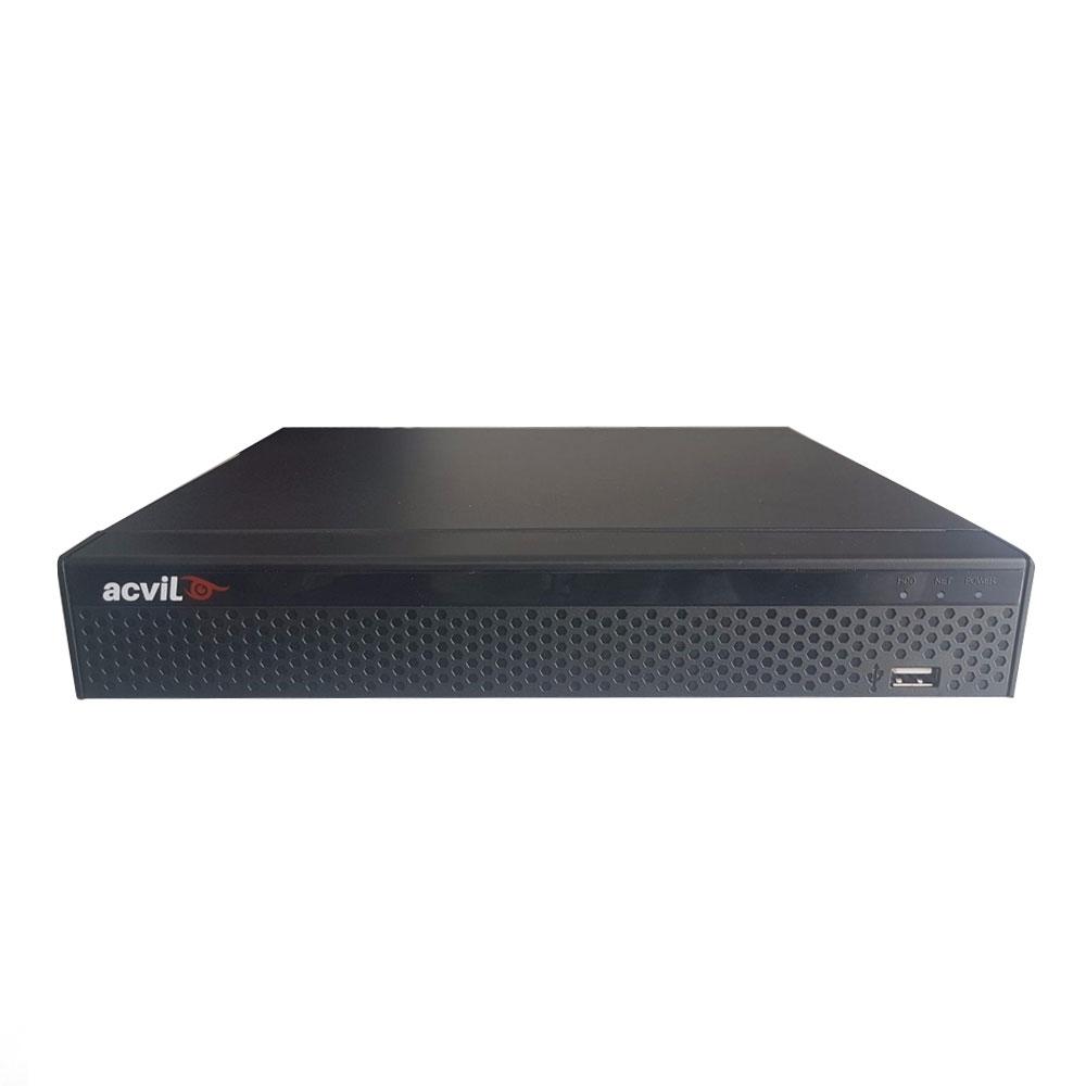 DVR CVBS/AHD/HDCVI/HDTVI/IP Acvil XVR5116HD, 16 canale, 1080N