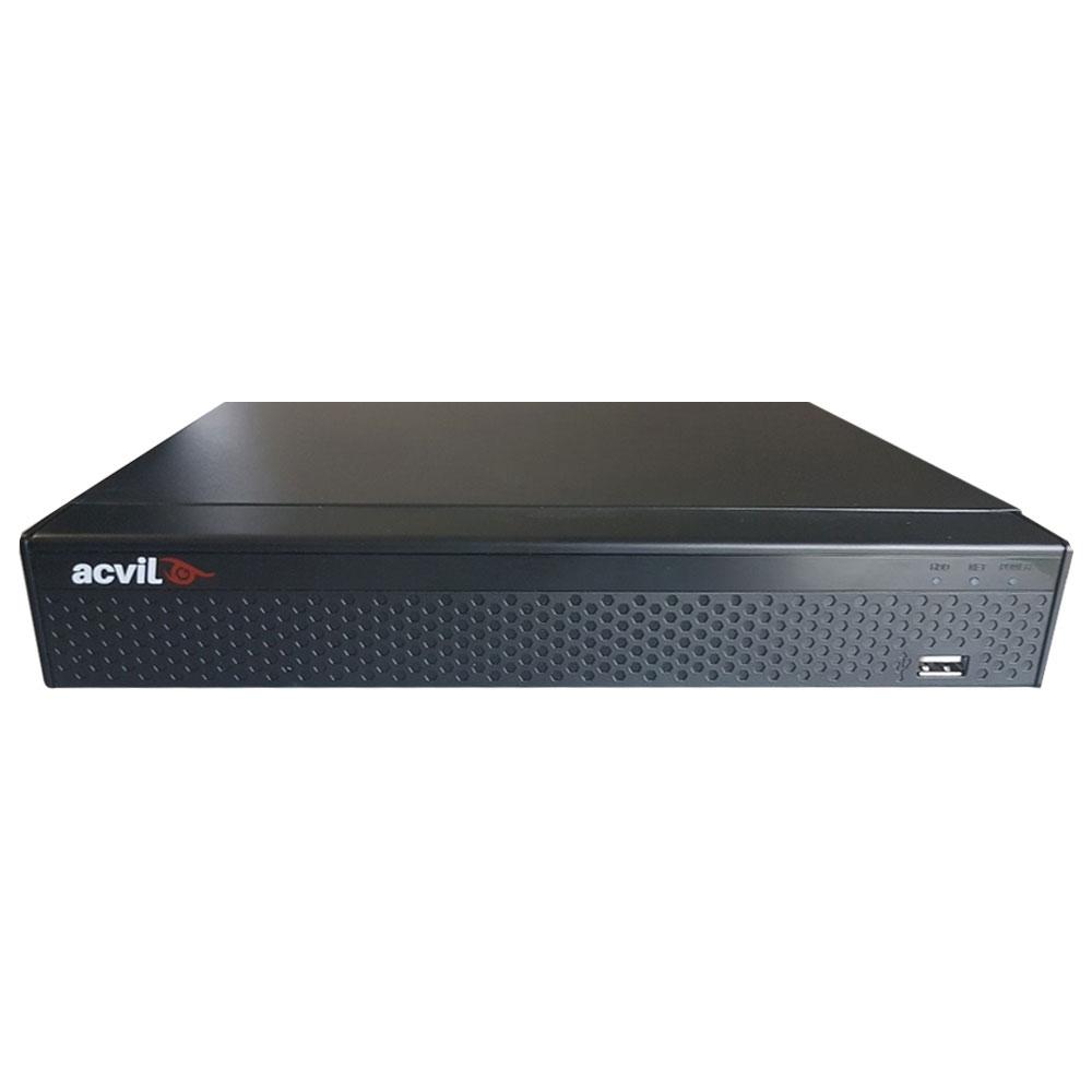 DVR AHD Acvil XVR5104FHD, 4 canale, 5 MP
