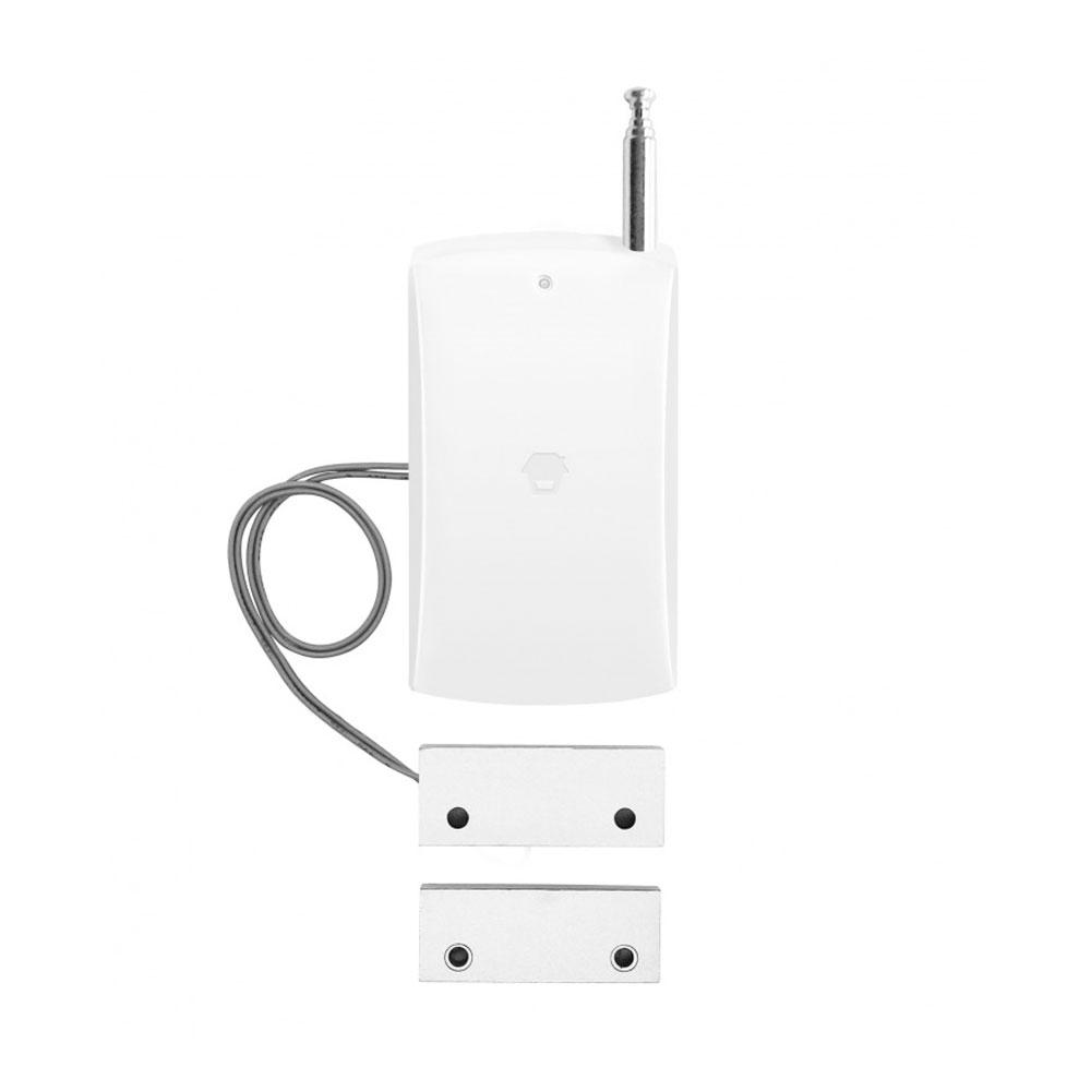 Contact magnetic wireless Chuango DWC-3F, 433 MHz, RF 80 m, aparent