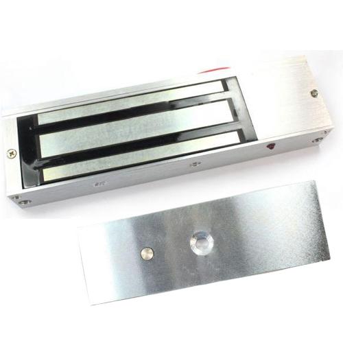 Electromagnet de suprafata CDVI ECS 8000M, 500 kgf, monitorizat, contact usa