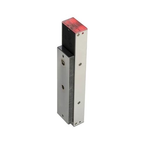 Electromagnet de suprafata CDVI V3SR, 300kgf, releu intern monitorizat, indicator LED