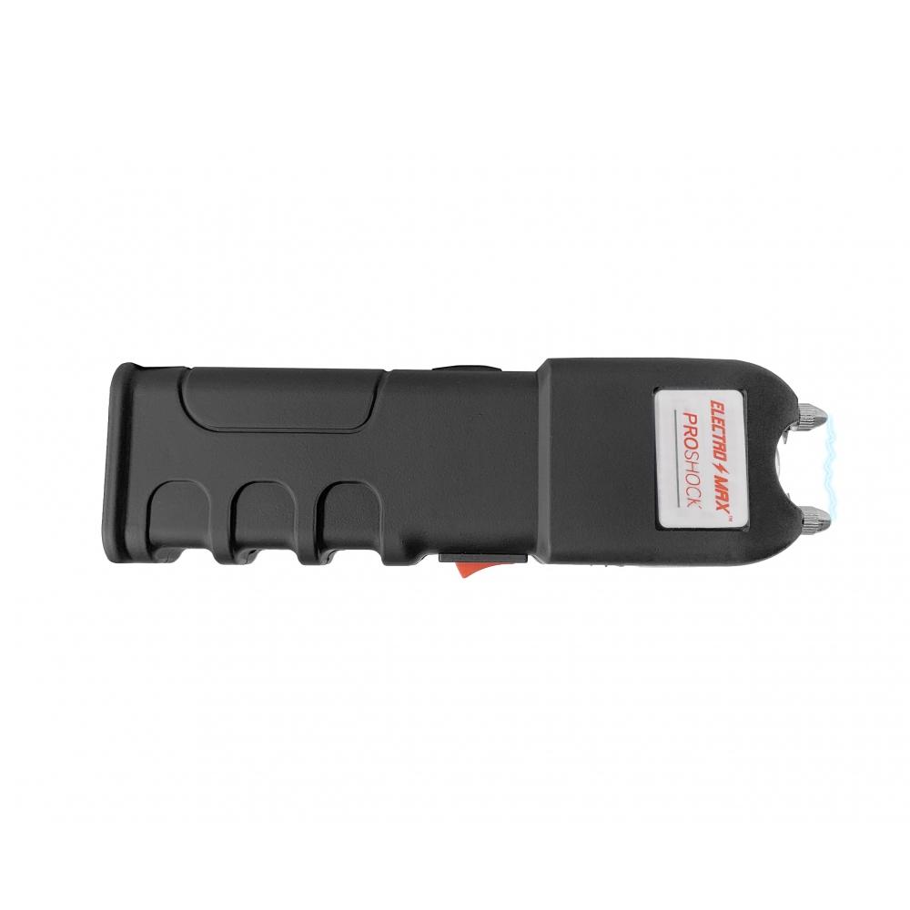 Electrosoc pentru autoaparare cu lanterna Electro Max ProShock, 5000KV