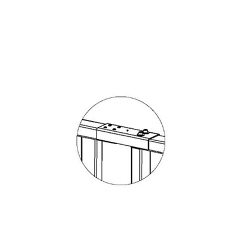 Element de fixare parte superioara Perco RF01 0-06 imagine spy-shop.ro 2021