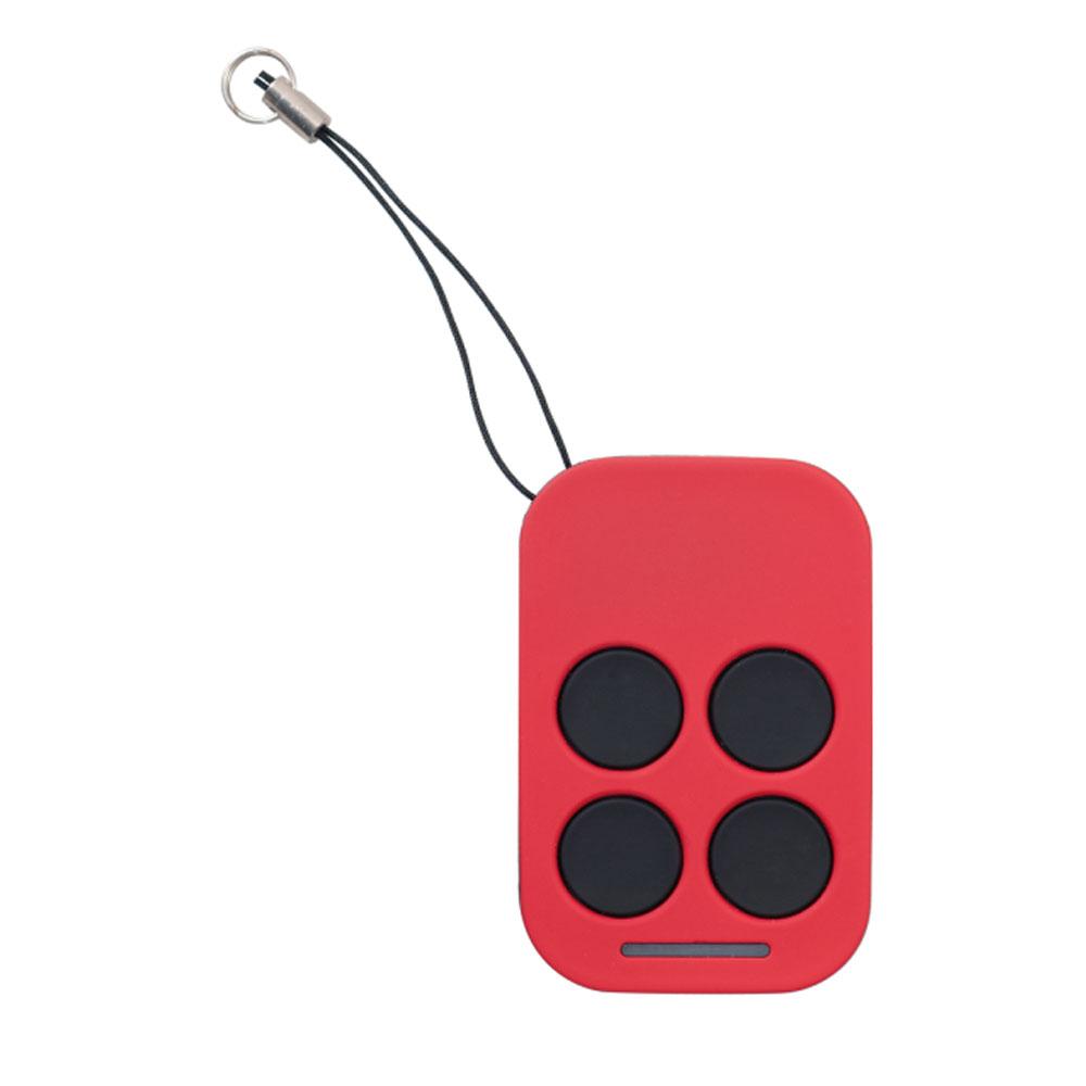 Emitator radio cu 4 butoane AJ-83-SM2-RD, cod fix, 433.92 MHz, ABS imagine spy-shop.ro 2021
