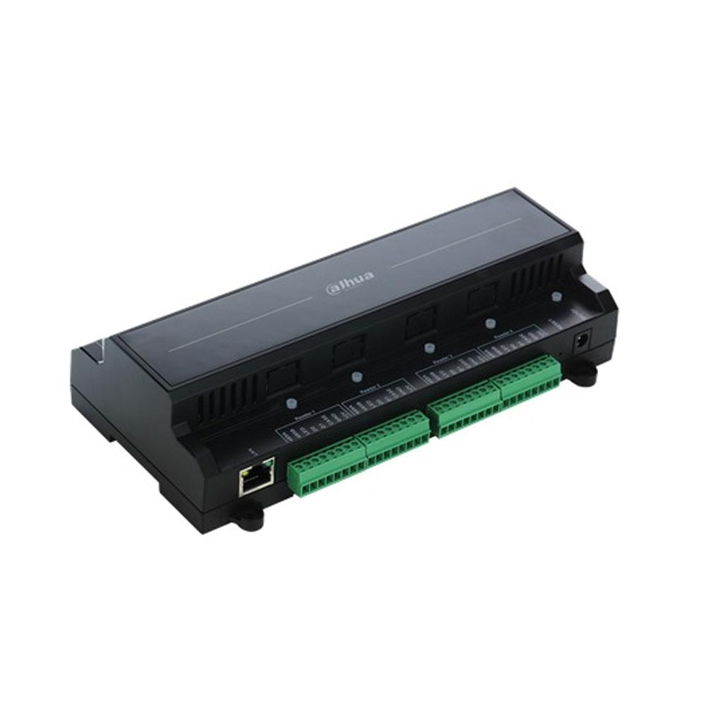 Extensie control acces Dahua ASC2102B-T, 9 iesiri, 20000 carduri, 30000 evenimente