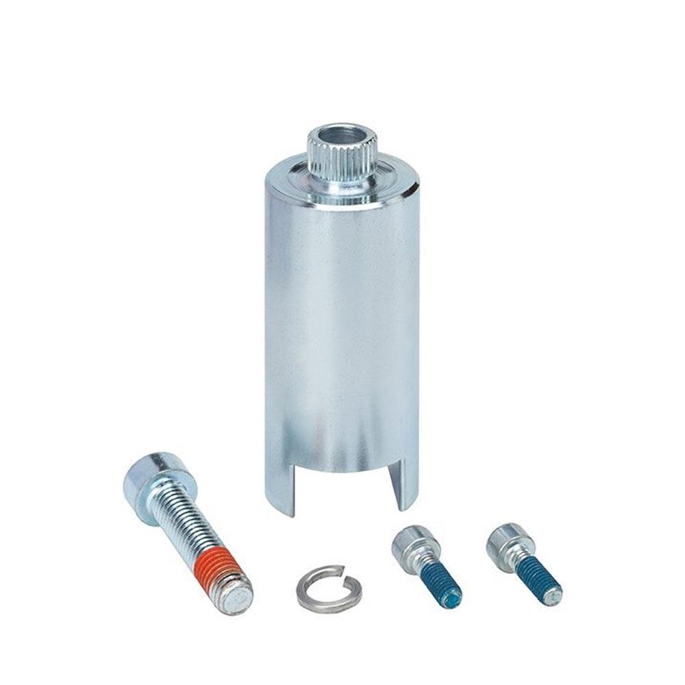 Extensie de ax pentru motor usa batanta FAAC 390042, 50 mm